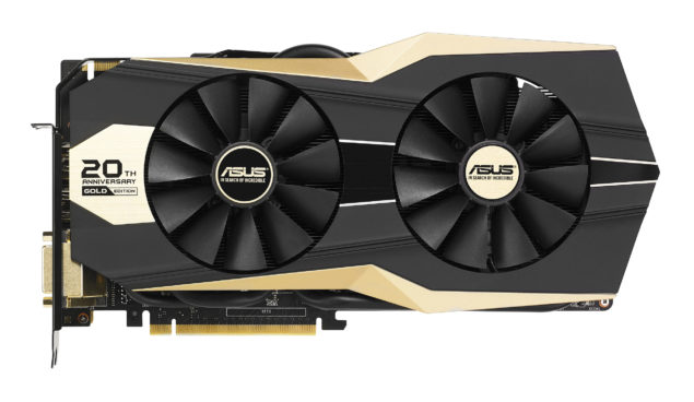 ASUS GeForce GTX 980 20th Anniversay Edition