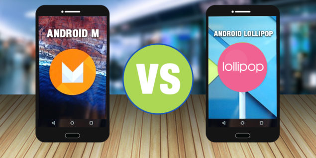 marshmallow vs lollipop performance