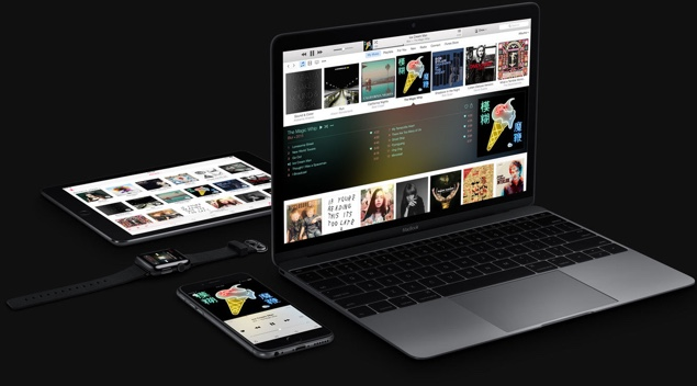 Apple Music Redesign Detailed: Black And White UI, Lyrics ...