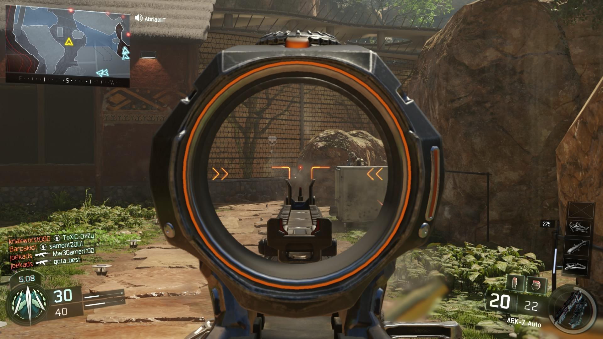 Black Ops 3 Gets Beautiful 1080p Screenshots and 1080p60