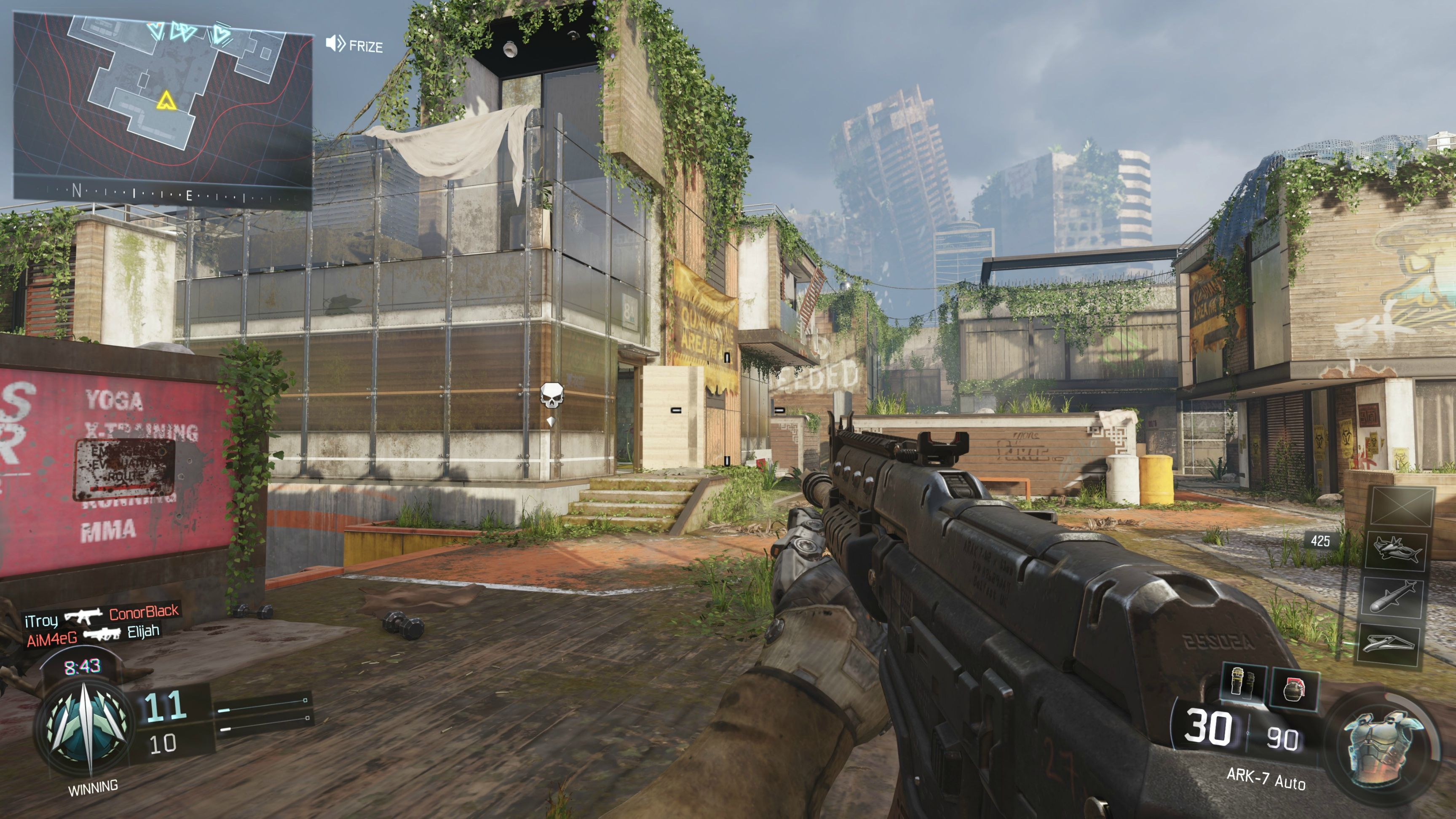 Treyarch Explains Why The Campaign Was Ditched On Last Gen For