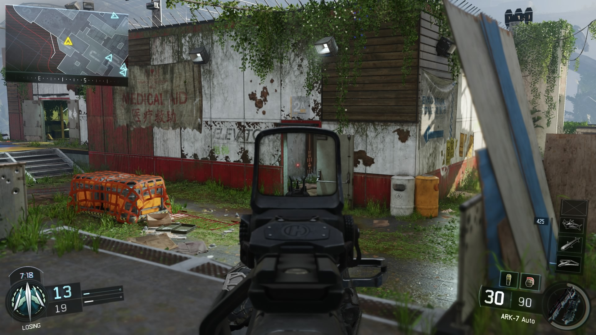 Black Ops 3 Gets Beautiful 1080p Screenshots And 1080p60 Beta Gameplay