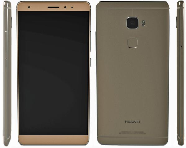 Huawei Mate 8 Rumored To Come With Force Touch Technology