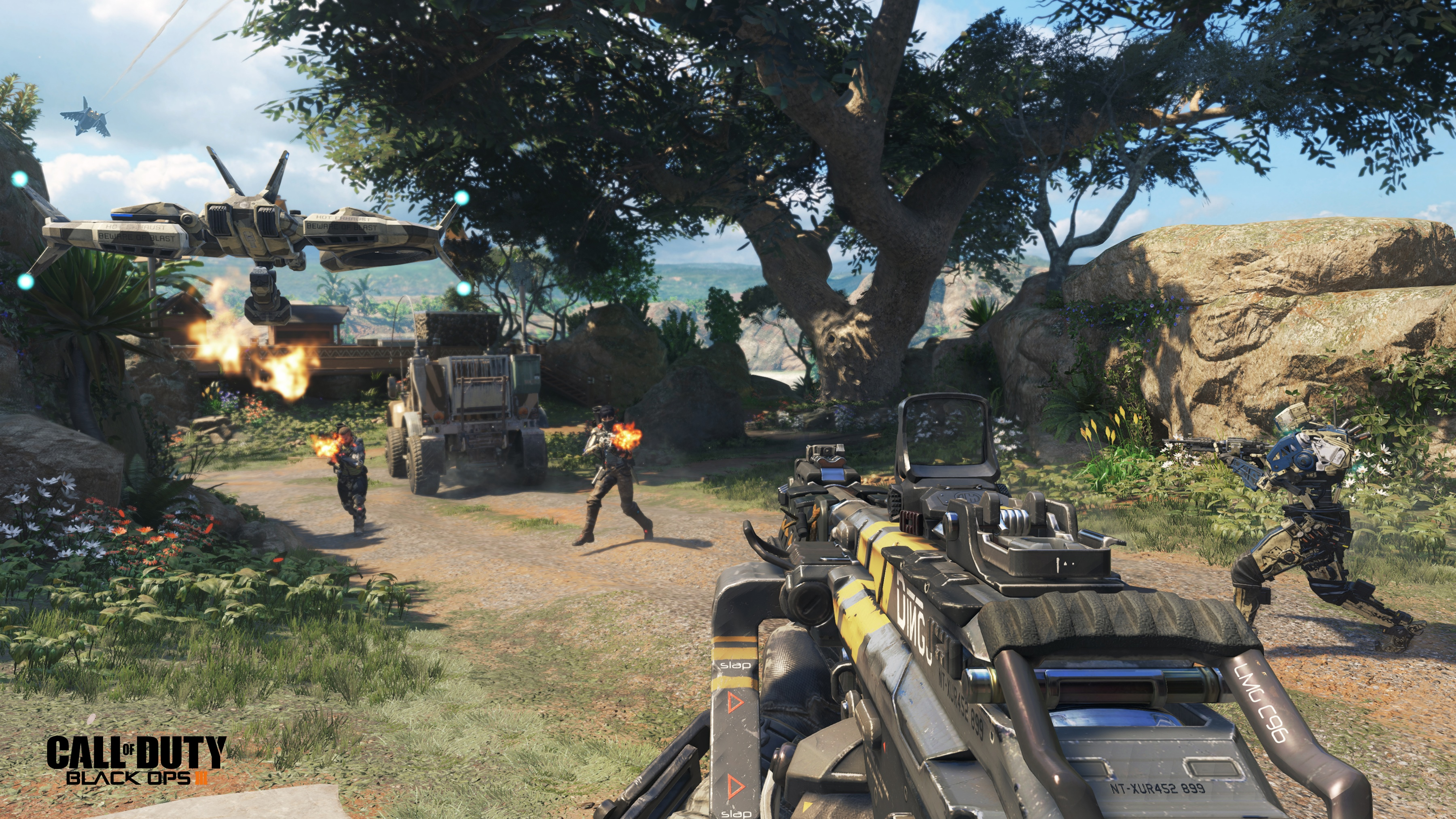 Call of Duty: Black Ops 3 PC Beta Graphics Settings Leaked ...