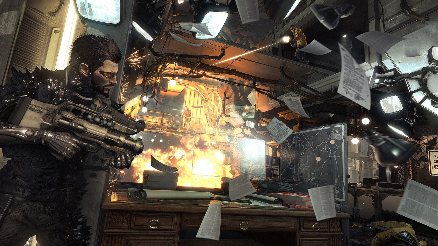 Mankind Divided PC Patch