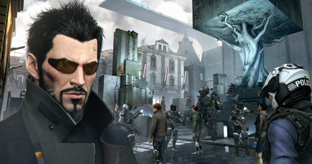 Deus Ex: Mankind Divided DirectX 12