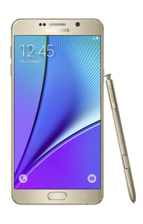 galaxy-note5_front-with-spen_gold-platinum