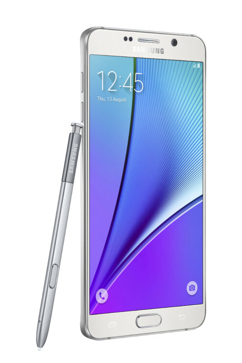 galaxy-note5_left-with-spen_white-pearl