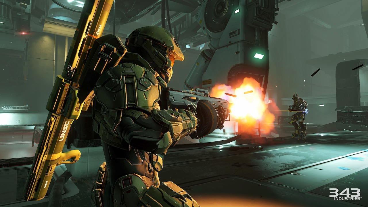 Halo Master Chief Collection Shows Off New Matchmaking Feature