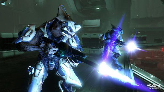 Halo 5 Blue Team Campaign Screenshots (9)