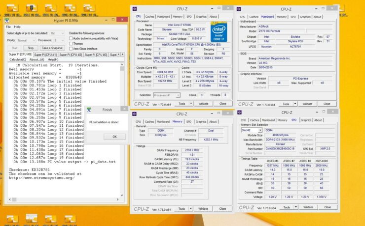 [Update]Intel Skylake Core i7-6700K Review Published ...