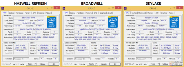 Update]Intel Skylake Core i7-6700K Review Published Online