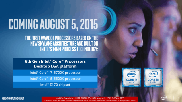 Intel Skylake-K Launch (2)