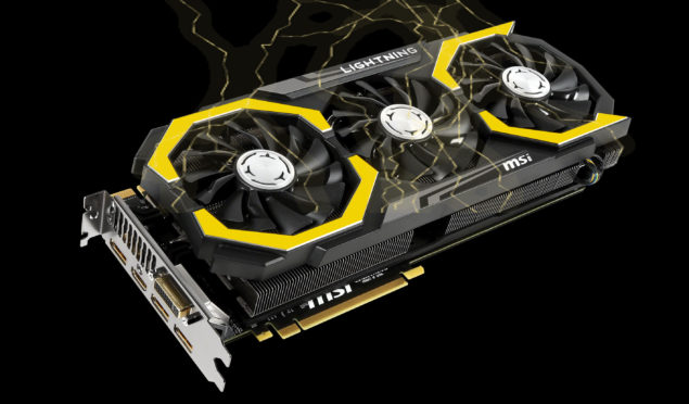 MSI GeForce GTX 980 TI Lightning_Official