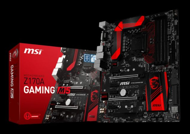 MSI Z170A Gaming M5_1