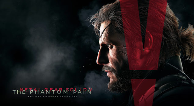 Metal Gear Solid V MGS V