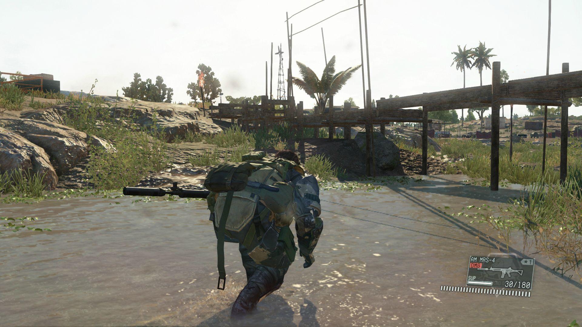 Metal Gear Solid V Gets Unlocked Frame-Rate Mod