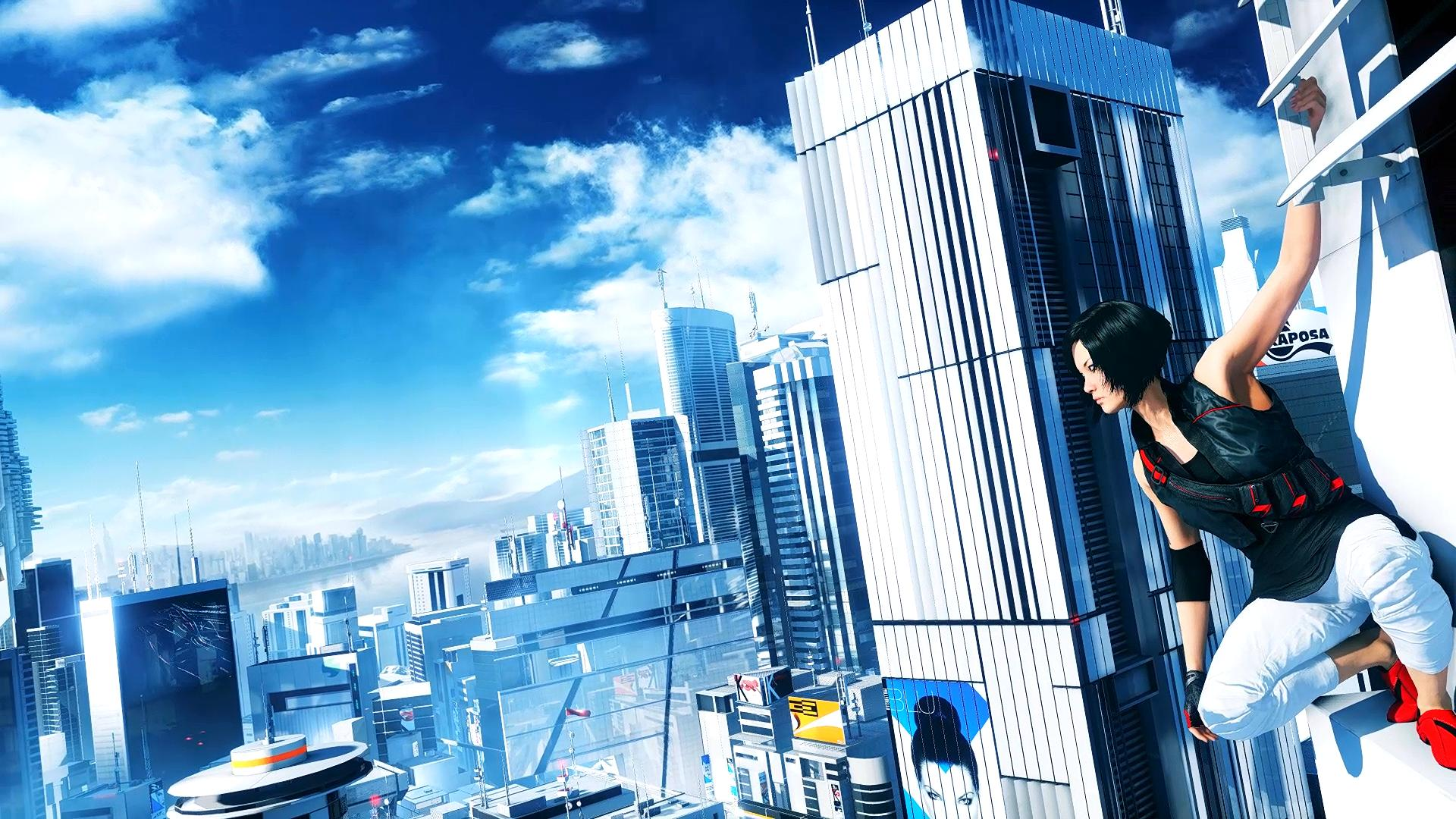 Mirror Edge Catalyst Wallpaper: WCCFTech's Most Anticipated 2016 Action Adventure Games