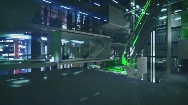 Mirror's Edge Catalyst E3 2015
