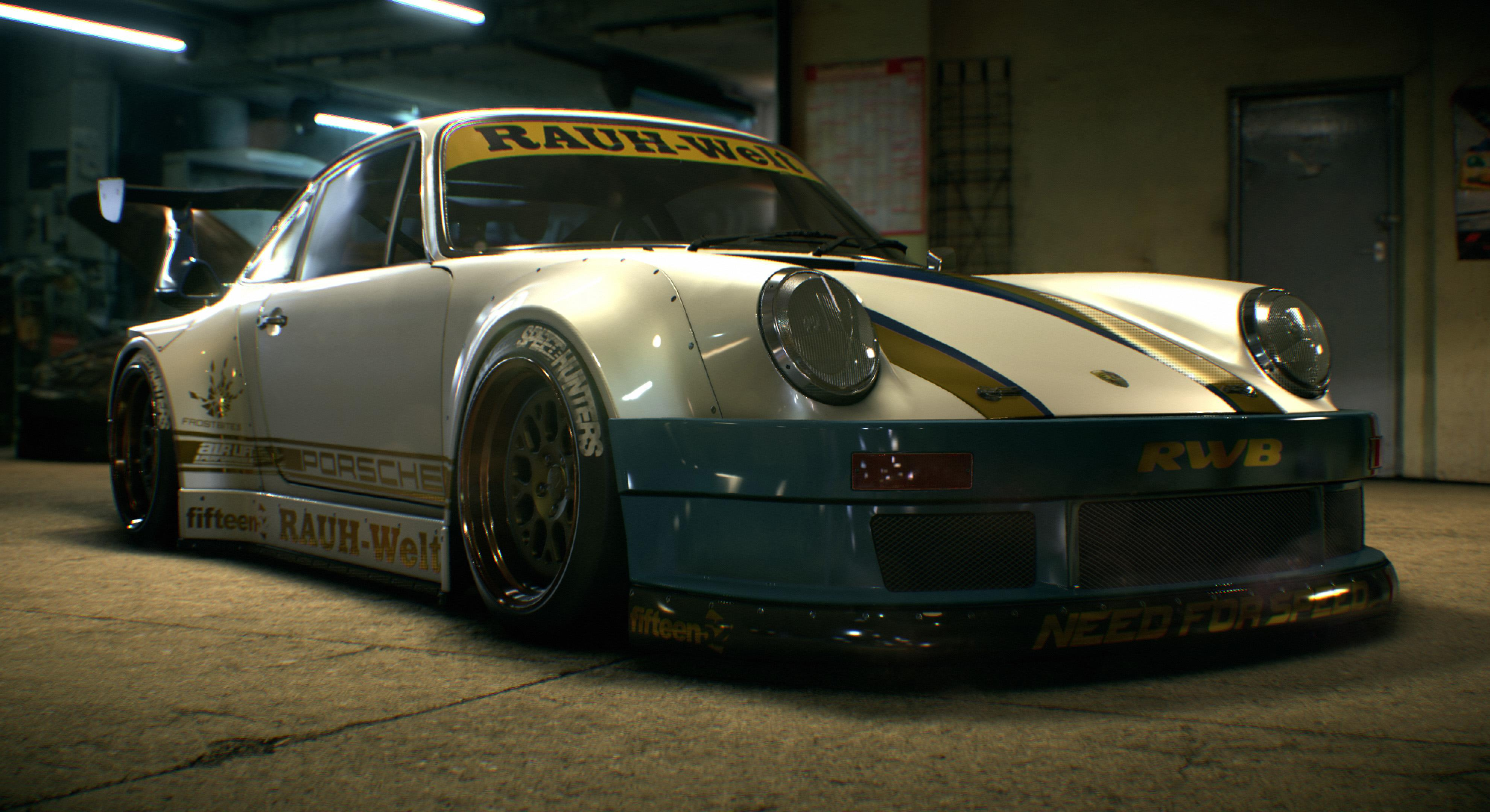 Rwb 4k Wallpaper: New Need For Speed 4K Screenshots Released Showing