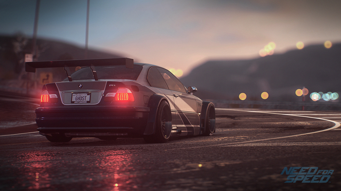 New Need For Speed Will Feature The Iconic Bmw M3 E46 From The