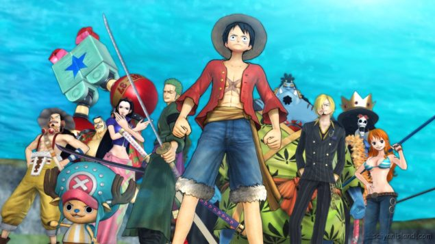 One-Piece-Pirate-Warriors-3-Cast
