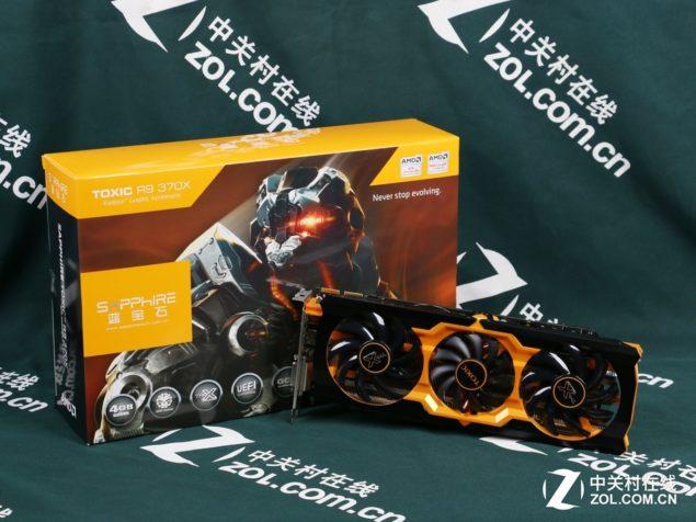 Sapphire Radeon R9 370X Toxic_Box