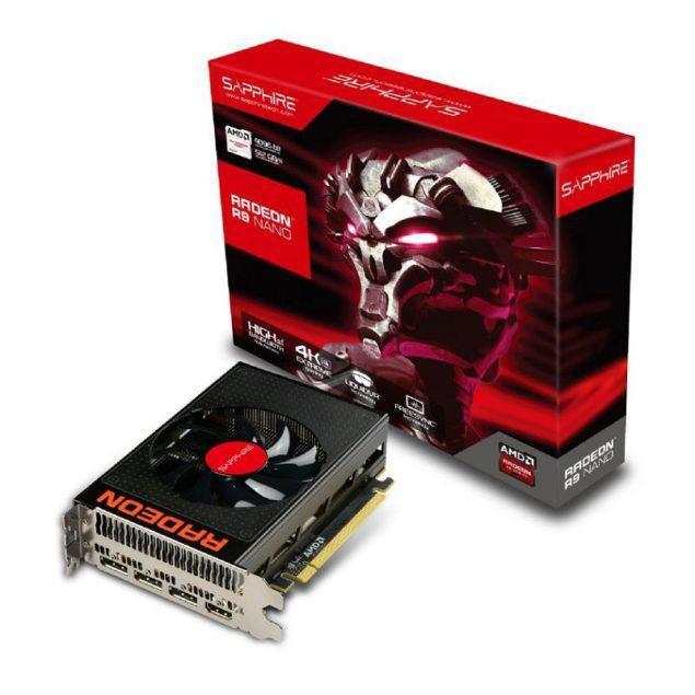 Sapphire Radeon R9 Nano Card_Box 1