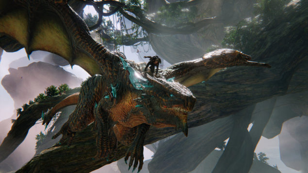 Scalebound delayed