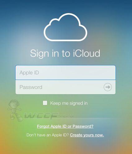Retrieve document from icloud