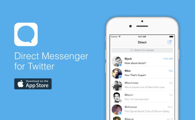 Direct Messenger