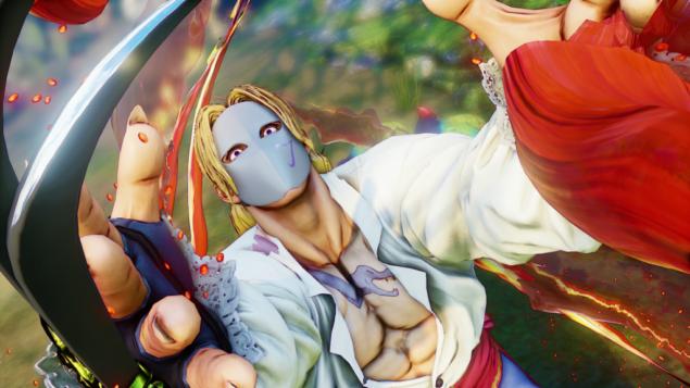 Street Fighter V Vega (3)