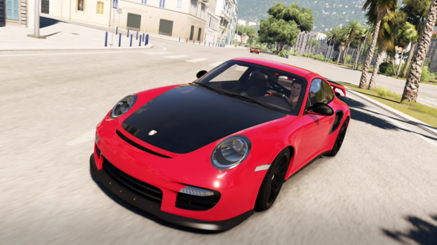 Windows 10 Streaming Forza Horizon 2
