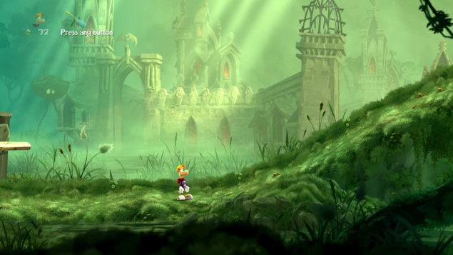 Windows 10 Streaming Rayman Legends