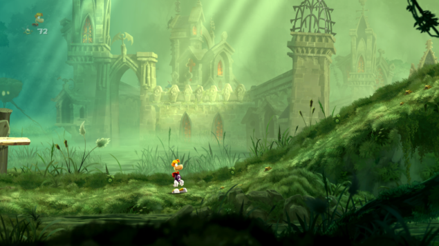 Xbox One Native Rayman Legends