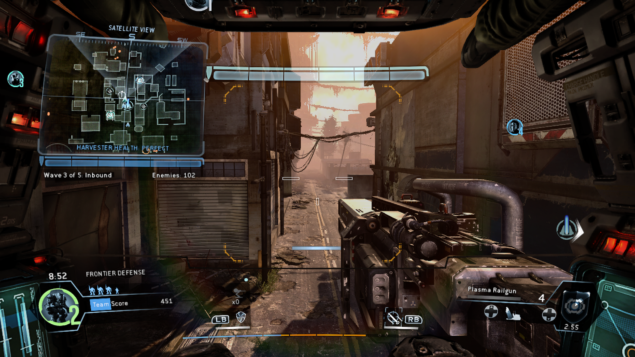Xbox One Native Titanfall