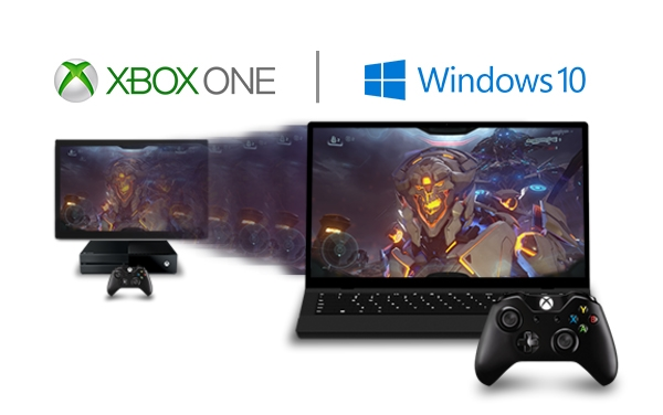 Xbox One Windows 10 Streaming