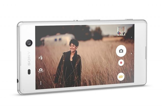 Xperia M5 Announced To Take On Mid-Ranged Smartphone Market; Helio X10 And 21.5 MP Camera Sensor Present