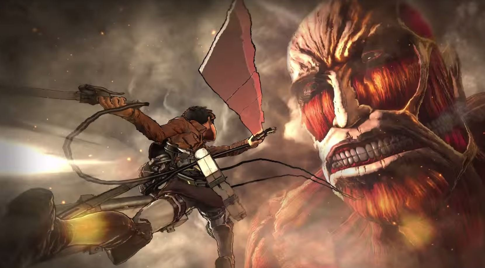 First Images & Details For Attack On Titan