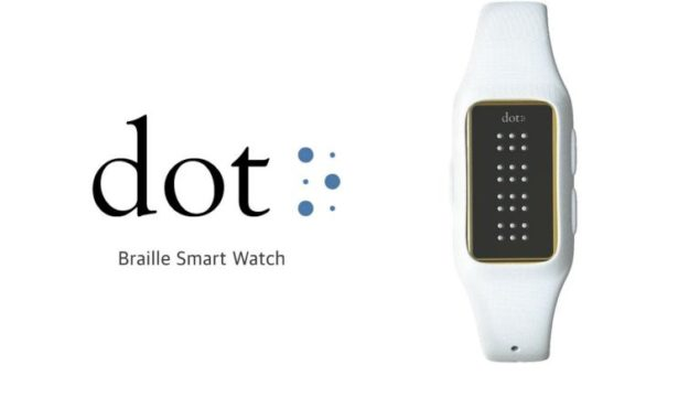 braille-smart-watch