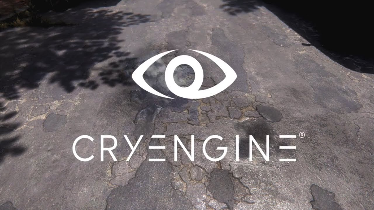 CryENGINE Baron Haussmann Tech Demo Using New Global ... Cryengine 4 Logo