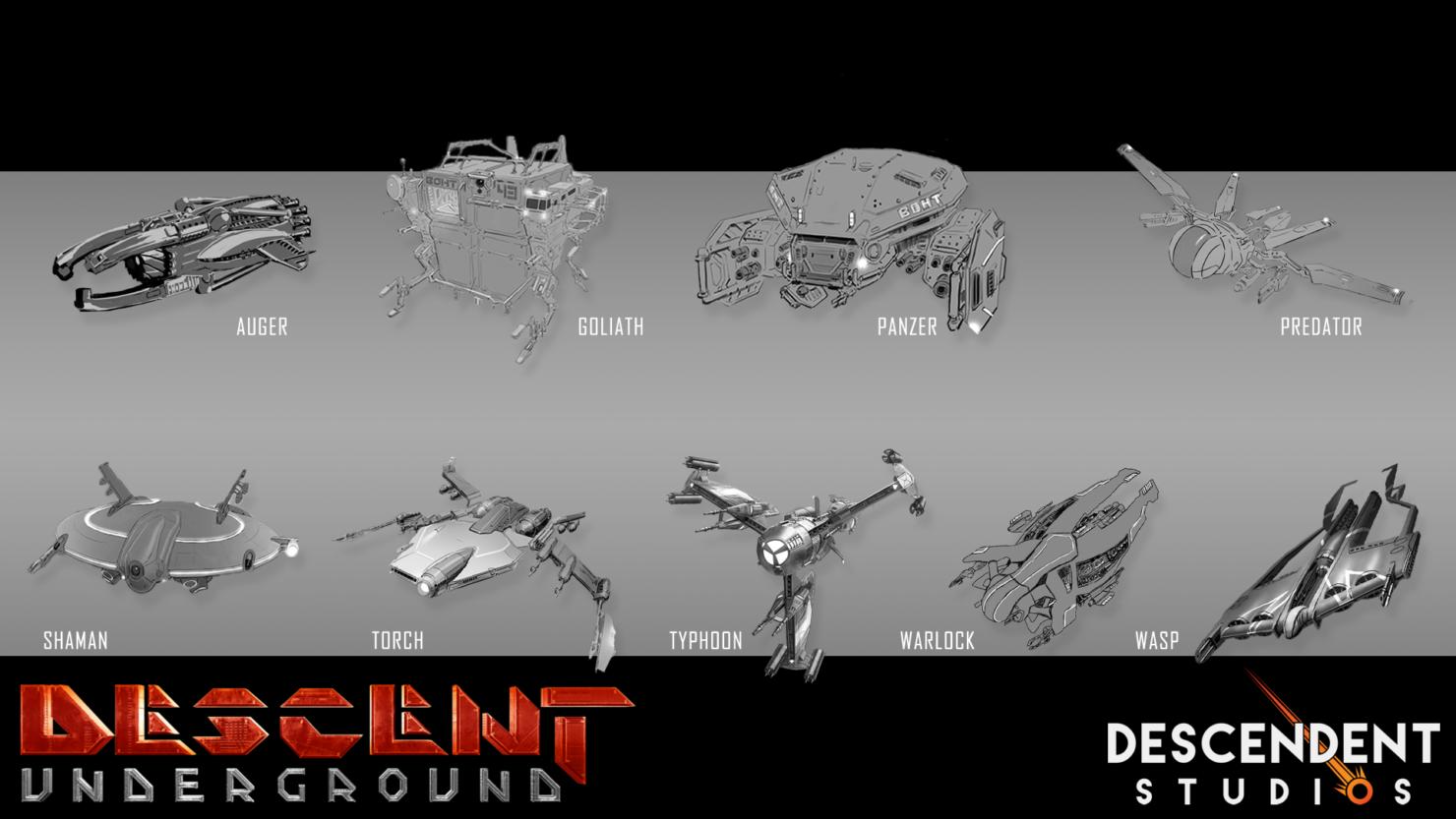 Descent: Underground