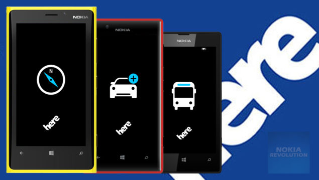 Nokia Has A Nice Payday By Selling Its HERE Mapping Service To Automotive Companies