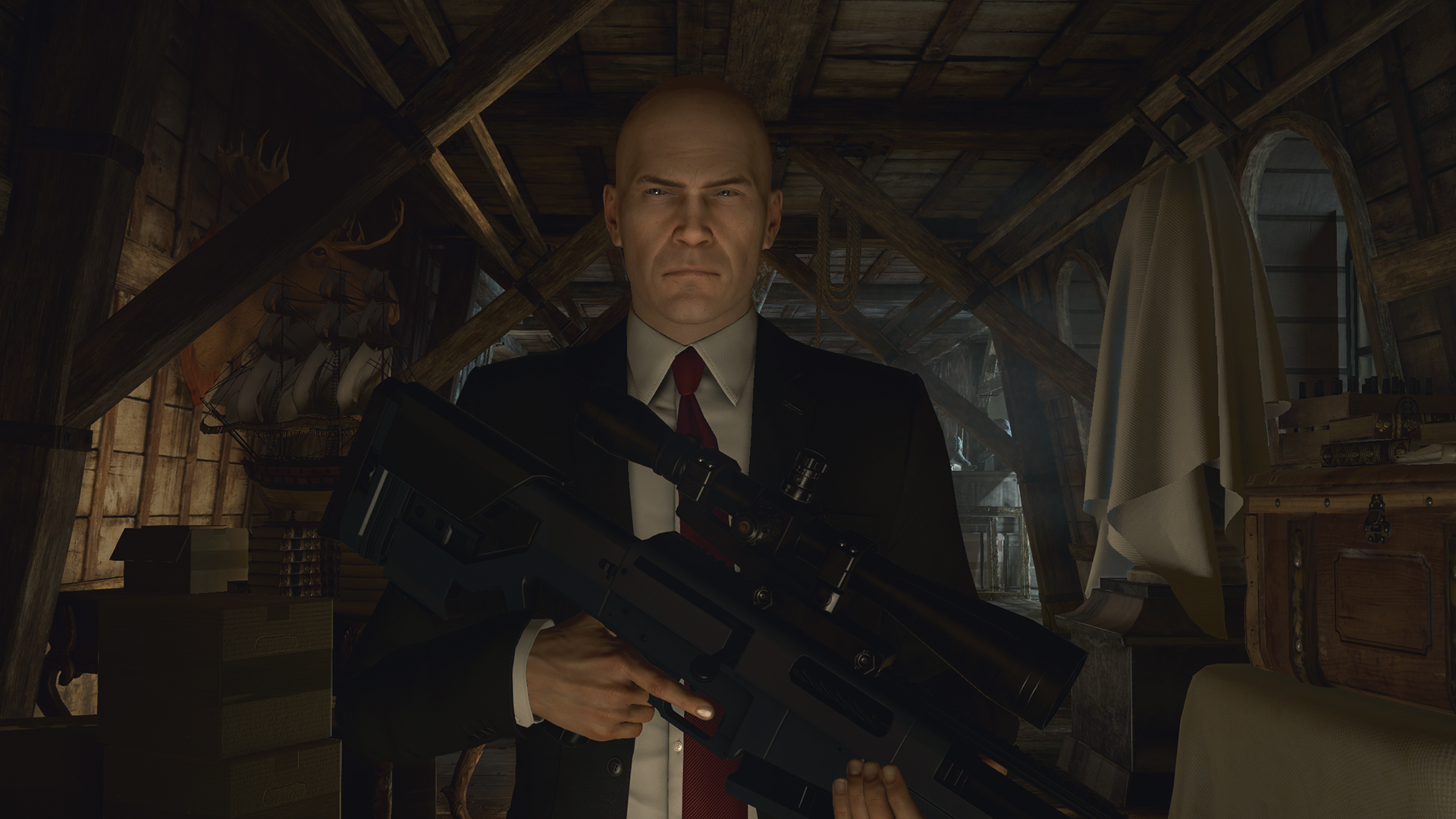hitman 2016 video game gameplay