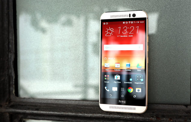 HTC Releasing MediaTek SoC Variant Of HTC One M9 ?