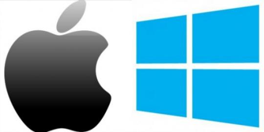 windows 10 apple event