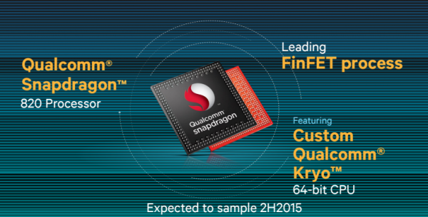 Is Snapdragon 820 Getting Unveiled On August 11?