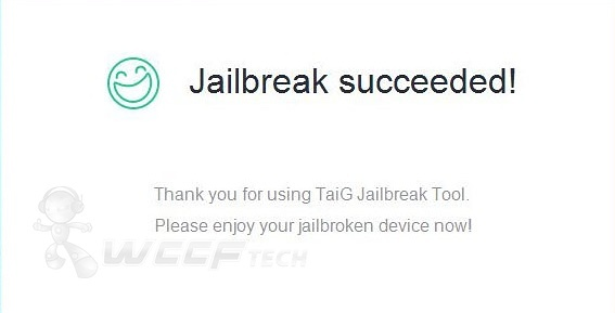 taig-jailbreak-succeeded