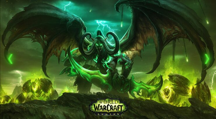 Legion Patch 7.1