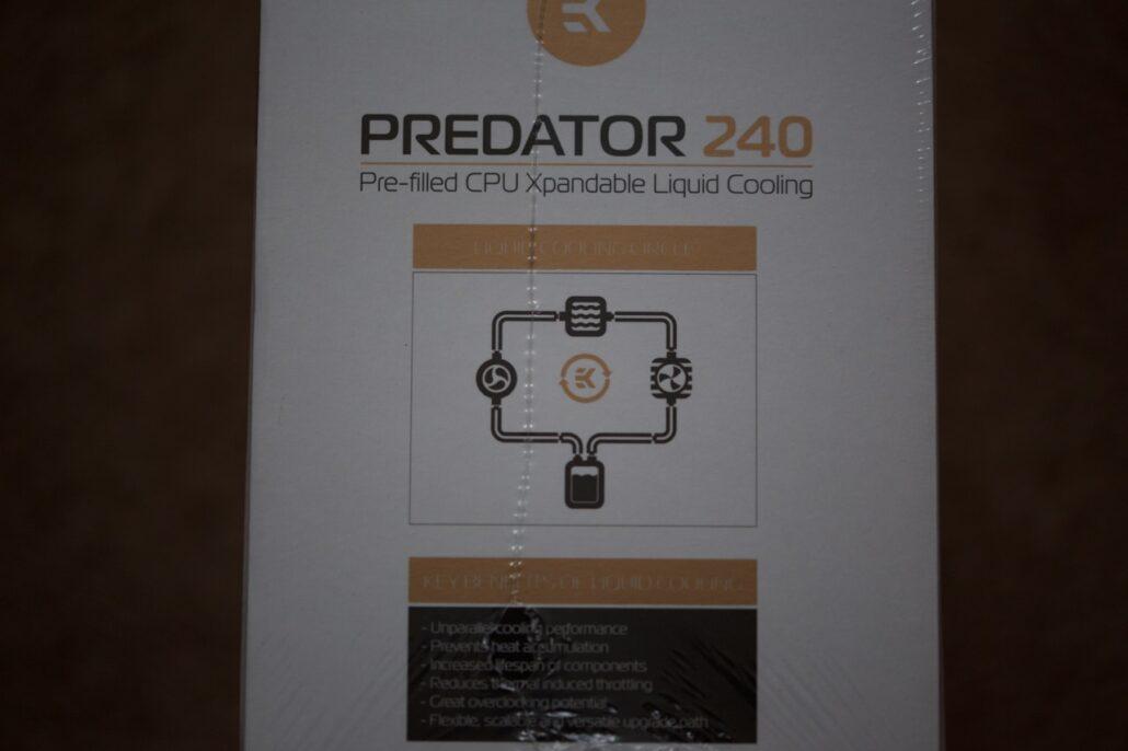 EK Predator 240